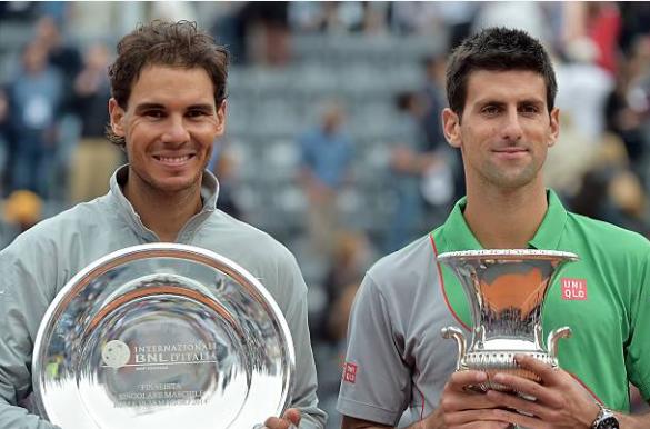 Djokovic Nadal Italian Open