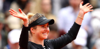 Elina Svitolina French Open