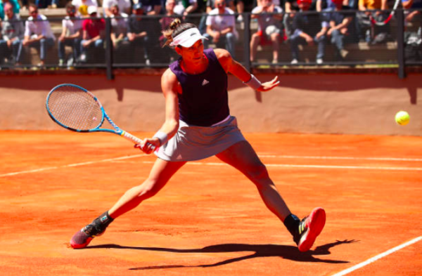 French Open Day 1