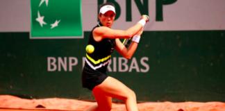 Johanna Konta French Open Day 4