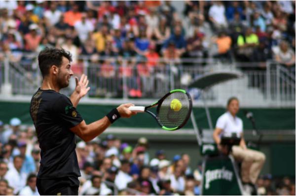 Londero Roland Garros