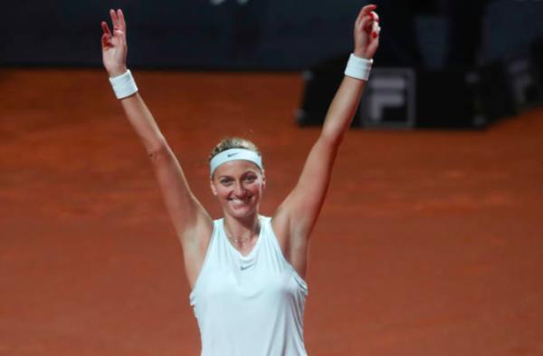 Petra Kvitova Madrid Open Day 5