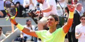 Rafael Nadal French Open Day 2