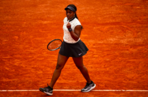 Sloane Stephens French Open Day 4
