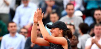 Swiatek French Open