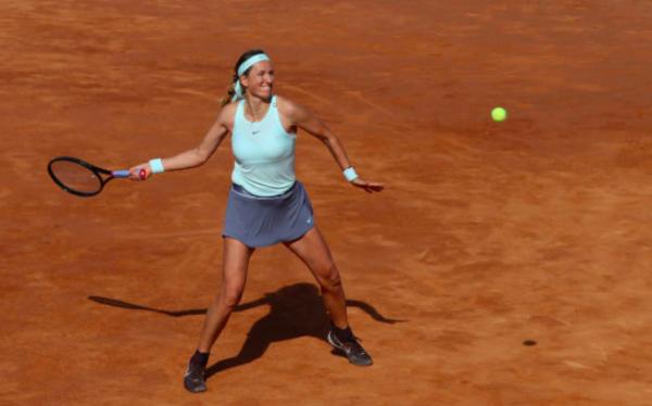 Victoria Azarenka French Open Day 3