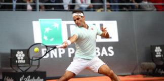 Roger Federer Rome