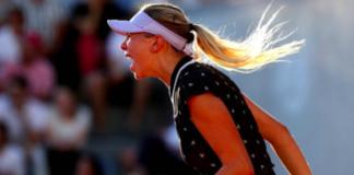 Amanda Anisimova French Open Day 9