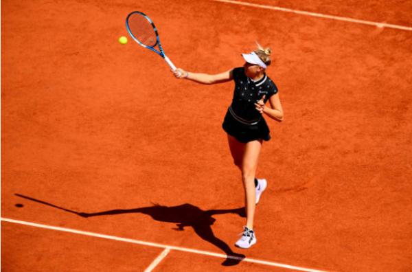 Anisimova French Open