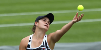 Ashleigh Barty Birmingham Day 2