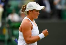Wimbledon Ashleigh Barty