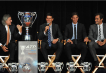 Big Three Federer Djokovic Nadal