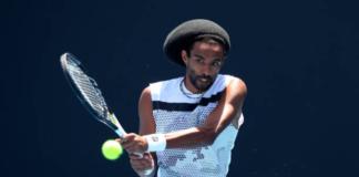 Dustin Brown Stuttgart Open
