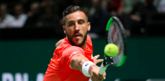 Damir Dzumhur Antalya Open