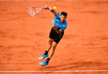 Thiem French Open semifinals