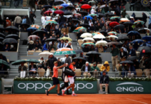 Djokovic French Open