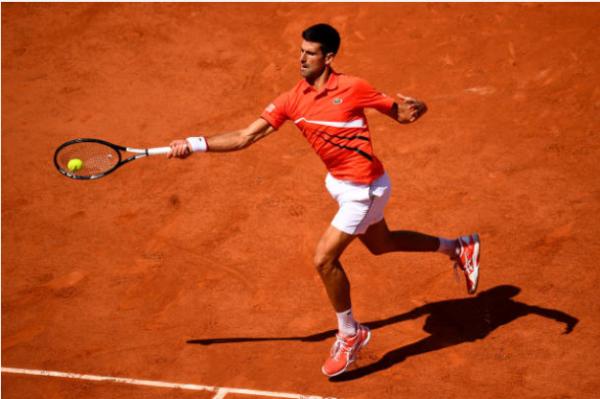Djokovic French Open