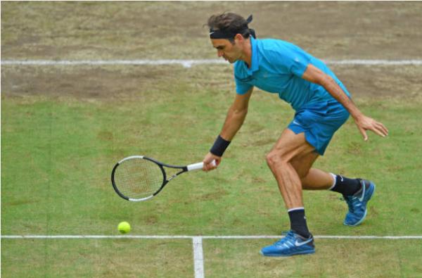 Federer Halle Open
