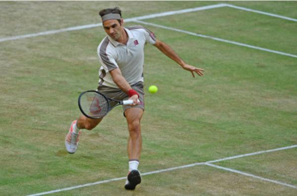 Roger Federer Halle Open
