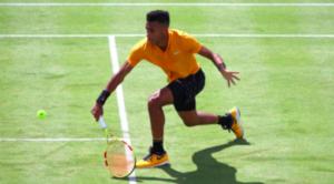 Felix Auger-Aliassime ATP Queen's Club Championships