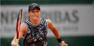 Caroline Garcia Nottingham Open