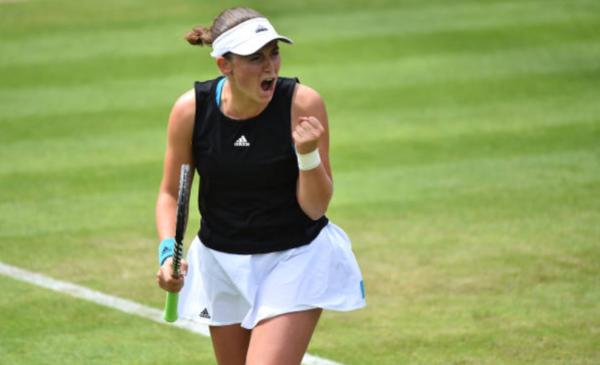 Jelena Ostapenko WTA Eastbourne