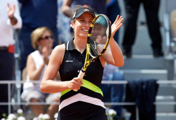 French Open Women's Semifinal
