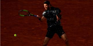 Khachanov French Open