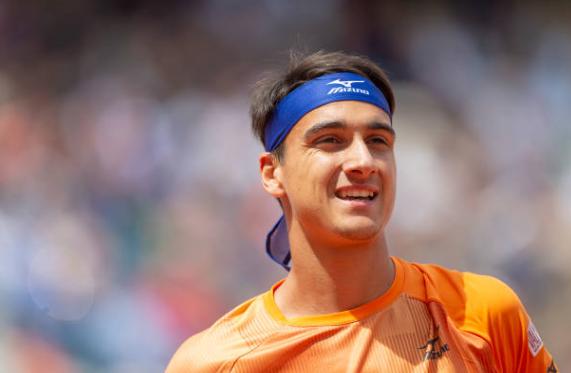 ATP Antalya Open Lorenzo Sonego