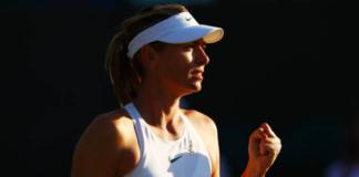 Day 2 Maria Sharapova