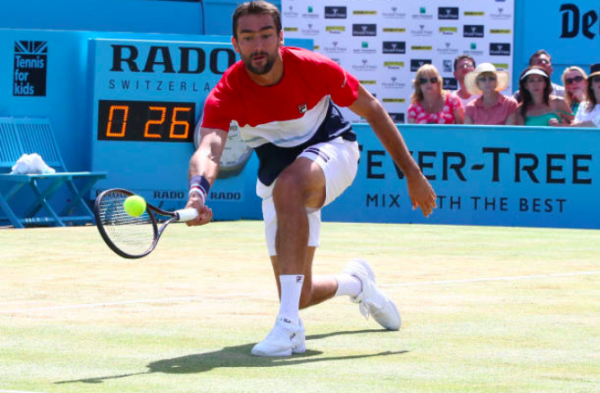 Marin Cilic ATP Queen's Club Championships