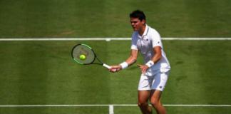 Milos Raonic Stuttgart Open Semifinal
