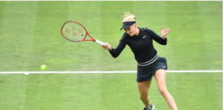 Vekic Nottingham Open
