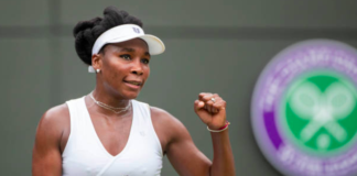 Day 1 Venus Williams