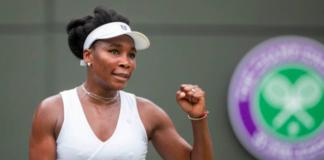 Day 1 Venus Williams