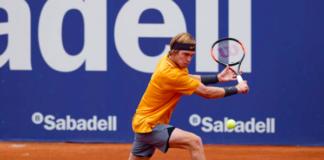 ATP Hamburg Andrey Rublev