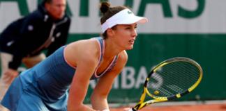 WTA Lausanne Bernarda Pera