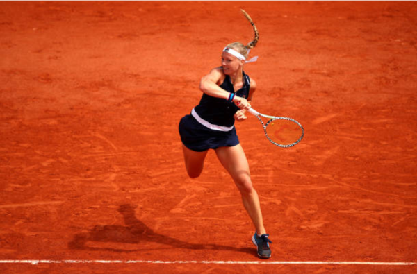 Kiki Bertens Palermo Ladies Open