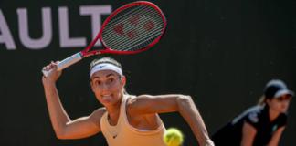 WTA Jurmala Caroline Garcia