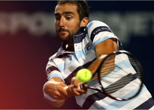 Marin Cilic Washington Open