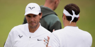 Roger Federer Rafael Nadal Wimbledon