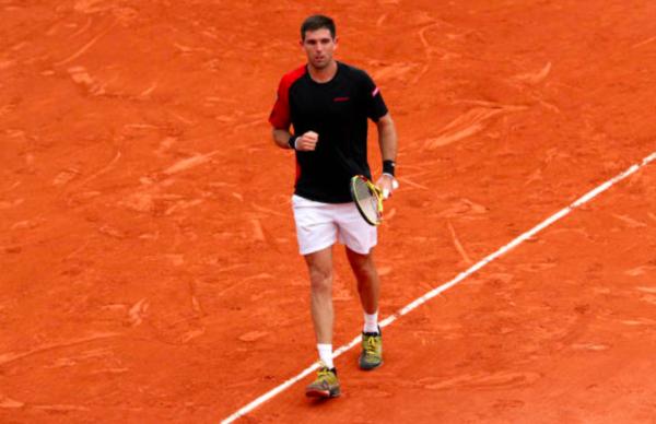 Swedish Open Federico Delbonis
