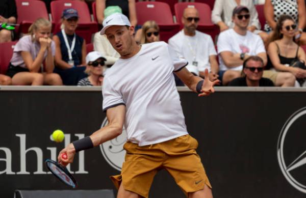 Nicolas Jarry Swedish Open