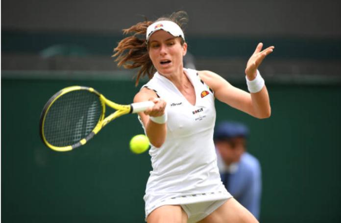 Johanna Konta Wimbledon