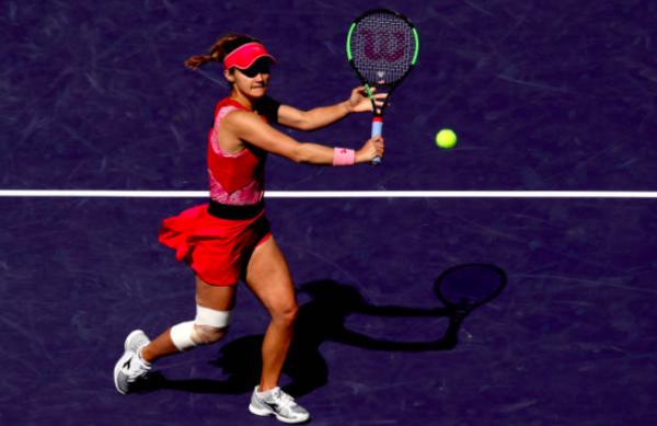 Washington Open Lauren Davis