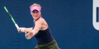 Mubadala Silicon Valley Open Madison Brengle