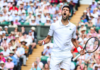 Men's final Novak Djokovic Wimbledon