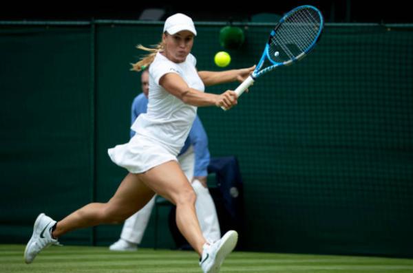 Yulia Putintseva Wimbledon