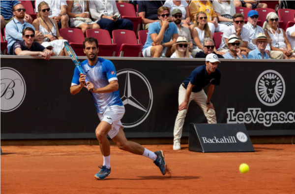 Albert Ramos Vinolas Swiss Open