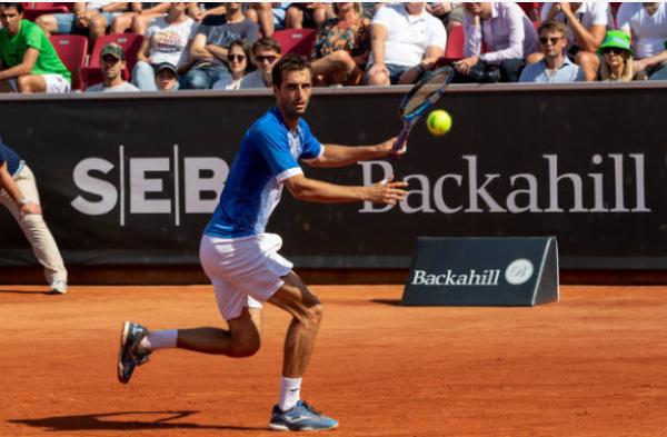 Albert Ramos Vinolas Swedish Open